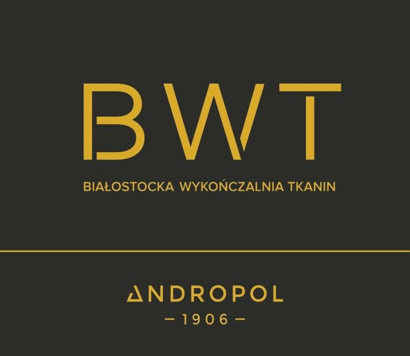 BWT (Białostocka Wykończalnia Tkanin) - Tkaniny ochronne - Andropol S.A. - Polski Producent Tkanin